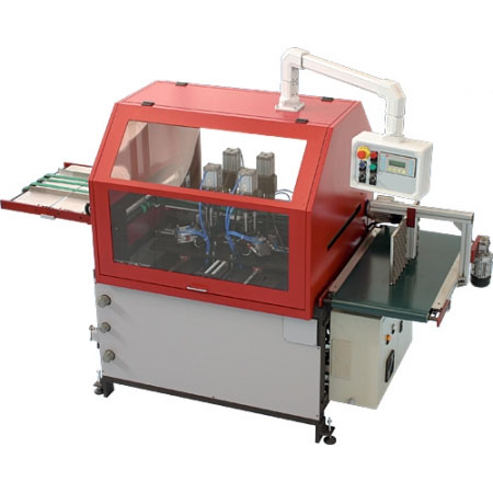 SCS Corner master finishing machine