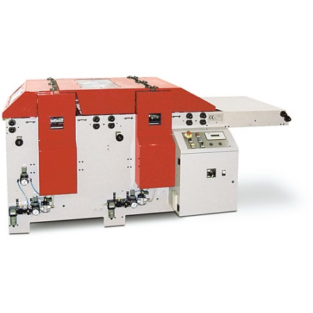 Trim and Perf Duplex Finishing Machine