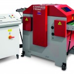 SCS Automaberg Corner Trim Machine